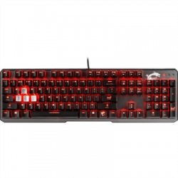 MSI Teclado Gaming Vigor GK60 CR portugues