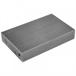 "Intenso HD 6033512 4TB 3.5"" USB 3.0 Aluminio"