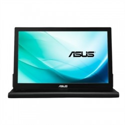 "Asus MB169B+ Monitor 15.6"" IPS FHD 25ms USB portát"