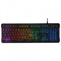 Mars Gaming MK218 Teclado H-MEC 9 EF.RGB Layout IT