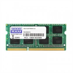 Goodram 8GB DDR3 1600MHz CL11 1,35V SODIMM