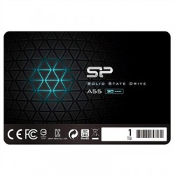 "SP A55 SSD 1TB 2.5"" 7mm Sata3"