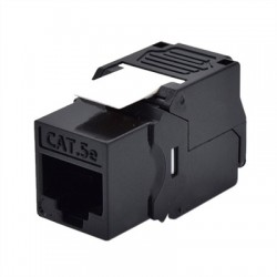 WP Keystone Cat. 5 UTP Negro