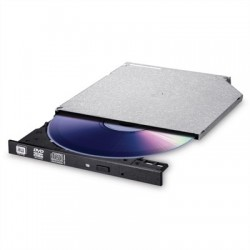 Hitachi-LG DVD-RW GTC0N Slim Interna Negra 12,7mm
