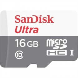 Sandisk SDSQUNS-016G-GN3MN microSDHC 16GB Clase 10