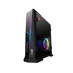 CPU MSI TRIDENT X 9SD-015EU, BLACK, I7-9700K, 16 GB, RTX 2070 8 GB ARMOR, 2TB HDD + 256 GB SSD