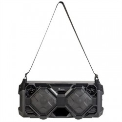 NGS Boombox inalámbrico de 100W- Bluetooth-USB-Mic