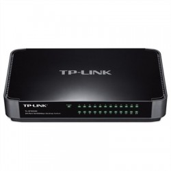 TP-LINK TL-SF1024M Switch 24x10/100Mbps