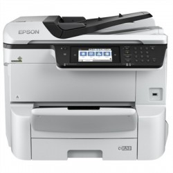 Epson Multifunción WorkForce PRO WF-C8610DWF A3