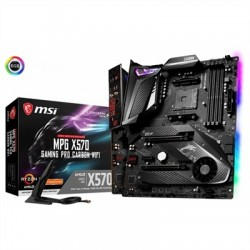 MSI Placa Base MPG X570 GAMING PRO CARBON WIFI AM4