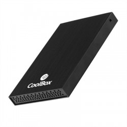 "Coolbox Caja HDD 2.5"" SLIMCHASE A-2512 USB 2.0"