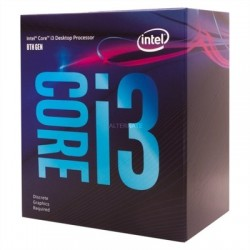 Intel Core i3 9100F 3.6Ghz 6MB LGA 1151 BOX