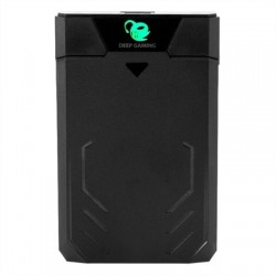 "CoolBox CAJA HDD 2.5"" GAMING DEEPCASE NEGRO USB3.0"