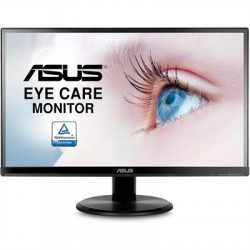 "Asus VA229HR Monitor 21.5"" IPS 5m VGA HDMI MM"