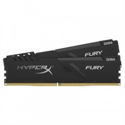 Kingston HyperX Fury Black 16GB (2x8GB) CL16 2666