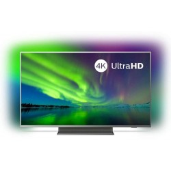 """TV 4K Philips 55"""" 55PUS7504/12 - UHD, Smart TV Android, P5, HDR10+, Ambilight, Dolby Vision/Atmos"""