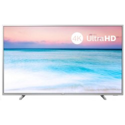 """TV 4K Philips 50"""" 50PUS6554/12 - UHD, Smart TV Saphi, HDR10+, Dolby Vision/Atmos"""