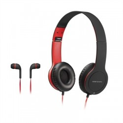 Mars Gaming Auricular MHCX 2in1 combo foldable