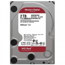 Western Digital WD20EFAX 2TB SATA3  Red