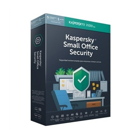 Kaspersky Small Office Security v7 5+1 ES