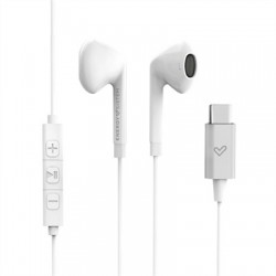 Energy Sistem Auricular+Mic Smart 2 Type C Blanco