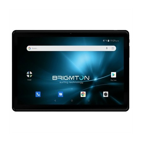 "Brigmton Tablet 10"" IPS-HD 4G 2GB-32GB Negra"