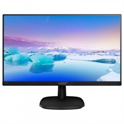 "Philips 243V7QDSB Monitor 24"" IPS VGA DVI HDMI"