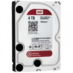 Western Digital WD40EFAX 4TB SATA3 Red