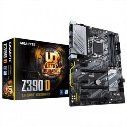 Gigabyte Placa Base Z390 D ATX 1151