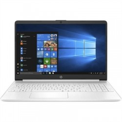 "HP 15S-FQ1005NS i7-1065G7 8GB 256SSD W10 15""Blanco"