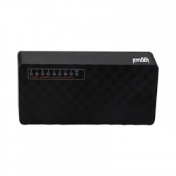 iggual FES800 Fast Ethernet Switch 8x10/100 Mbps