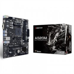 Biostar Placa Base A520MH mATX AM4