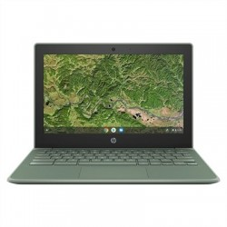 "HP Chromebook 11 G8 N4120 4GB 32eMMC 11.6""  verde"