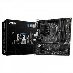 MSI Placa Base B460M PRO-VDH WIFI mATX LGA1200