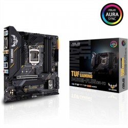 ASUS Placa Base TUF B460M-PLUS WI-FI  mATX LGA1200