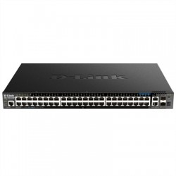 D-Link DGS-1520-52MP Switch 44xGE 2x10GE 2xSFP+