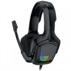KEEPOUT GAMING HX601 RGB PC/PS4 Auricular + Mic
