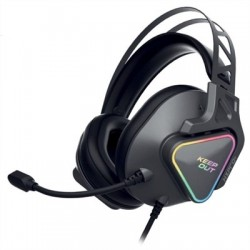 KEEPOUT GAMING 7.1 HXPRO+ RGB PC/PS4 Auricular+Mic