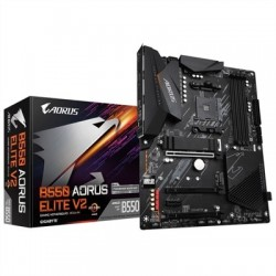 Gigabyte Aorus Placa Base B550 ELITE V2 ATX AM4