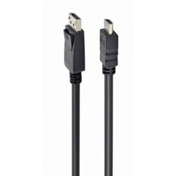 Gembird DisplayPort to HDMI cable, 1.8 m