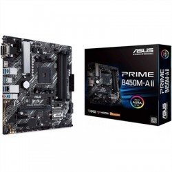 ASUS Placa Base PRIME B450M-A II mATX AM4