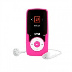 SPC Reproductor MP4 Pure SoundExtreme 8GB Rosa