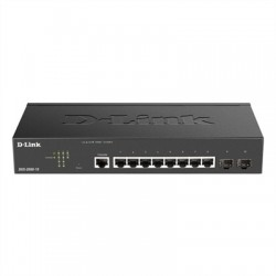 D-Link DGS-2000-10 Switch L2 8xGB 2xSFP