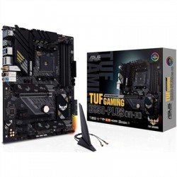 ASUS Placa Base TUF GAMING B550-PLUS (WI-FI)