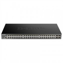 D-Link DGS-1250-52X Switch 48xG + 4x10G SFP+