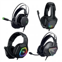 Keep Out Kit Auriculares GAMING HX