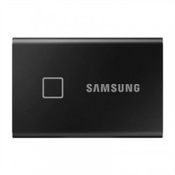 Samsung T7 Touch SSD Externo 500GB NVMe USB 3.2