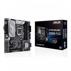 Asus Placa Base Prime Z590M-PLUS mATX LGA1200