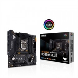 ASUS Placa Base TUF GAMING B560M PLUS mATX LGA1200