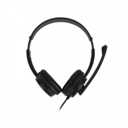 NGS VOX 505 Auricular+Micro USB Control Vol. Negro